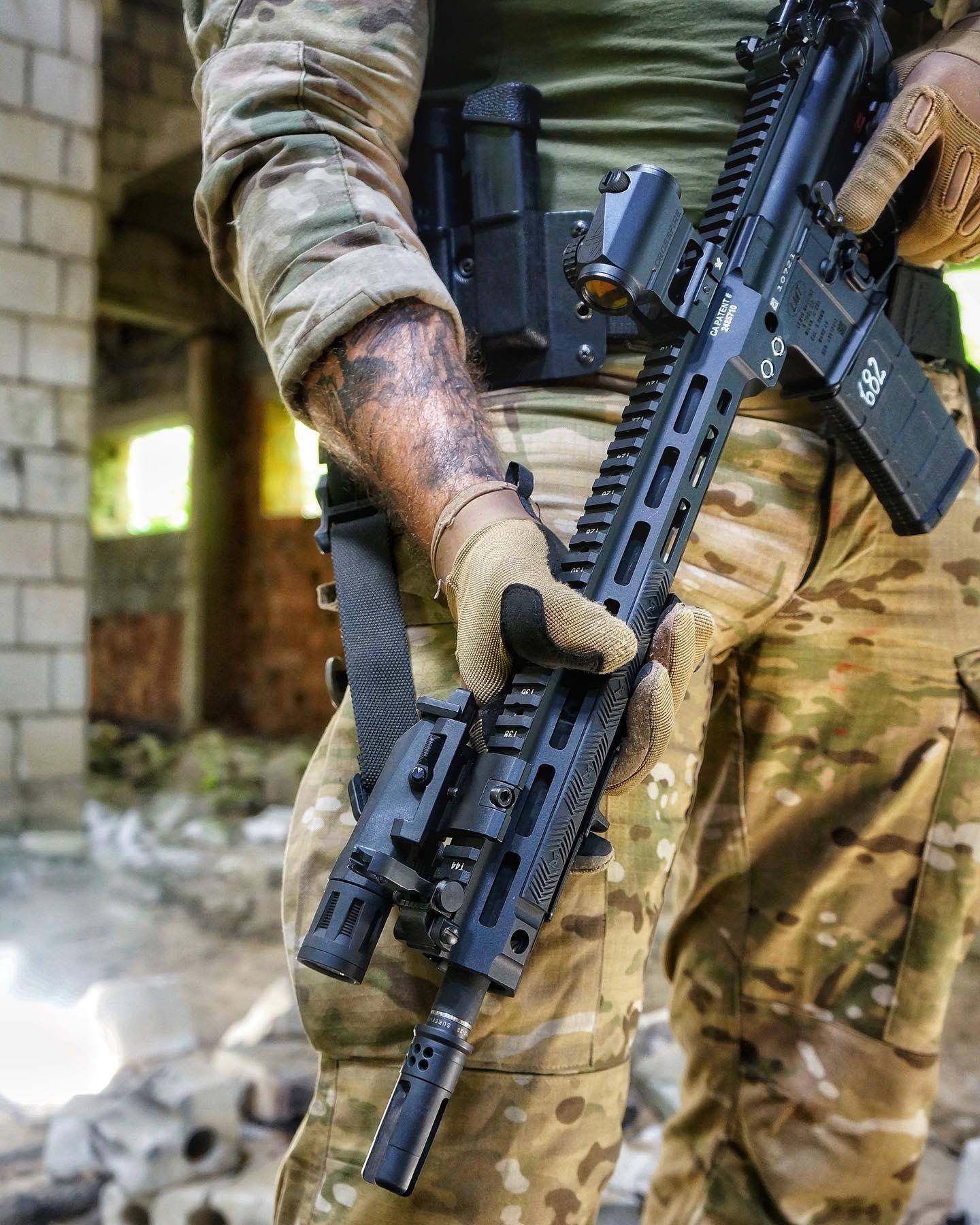 COMBAT SHOOTER – FUDAMENTY CS!