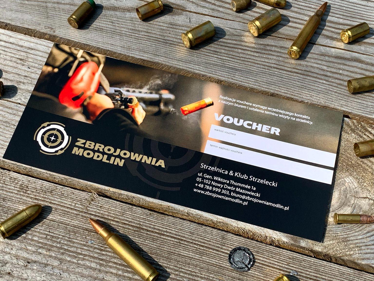 Vouchery – idealny prezent dla miłośnika strzelectwa!